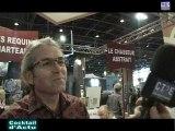 Jean-Claude Cintas - Salon du Livre Paris 2009 - Interview CT2E.TV