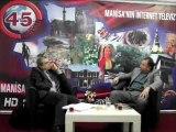 KANAL 45 TV DE İSMAİL AYDIN'IN KONUĞU SENDİKACI MEHMET ALİ ÖZALTIN OLDU 2. bölüm