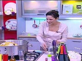 Chhiwat choumicha plats cuisinés dinde noel 2012