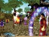 Runes of Magic Review Gameplay