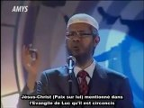 Chretiens si tu écoute la Bible et la parole de Jesus tu devrais etre musulman aujourd hui