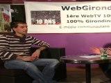 Interview Damien - contributeur WebGirondins