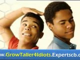 How Grow Taller - Ways To Get Taller - How To Increase Height Naturally