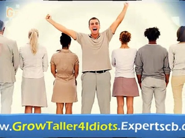 How To Gain Height – How To Grow Taller Fast