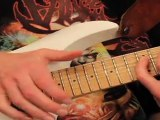 Extreme Tapping 8 Finger Tapping Major Scale - How To Shred On Guitar - Shred Guitar Lessons