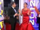 Campanadas 2011 en Telecinco con Jorge Javier Vázquez, Isabel Pantoja y Kiko Rivera