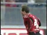20/08/05 : Alexander Frei (39') : Rennes - Marseille (3-2)