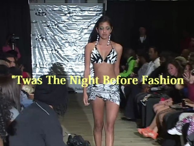 "Everett Henly Production ""Twas the night before Fashion"" Part 1 (Capture It Graphics and Video -CIGVideo)"