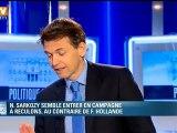 Nicolas Sarkozy semble entrer en campagne à reculons, au contraire de François Hollande