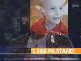 "Josh Groban Stand Up to Cancer  "" Imagine ""  2008"