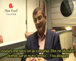 Interview to the researcher about GMO's Eric Gilles Serallini in the IV FIra d'Alimentació i Salut SF Terres de Lleida