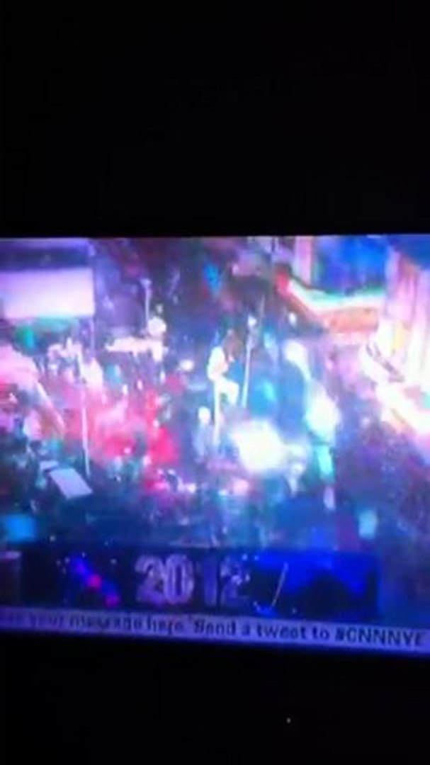 Sylvester New York 2012, Time Square 2011-2012,Jahreswechsel: Silvester 2011: Happy New York! 2012