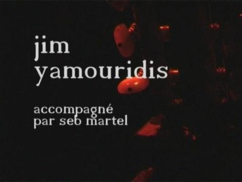 Jim Yamouridis aux 3 baudets paris 2011