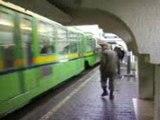 metro léger de tunis a la station de bouchoucha bardo tunis tunisie (1)