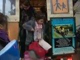 Transport scolaire hippomobile à Thury-Harcourt