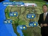 Southwest Forecast - 01/03/2012
