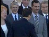 14 Juillet : Bachar al-Assad invité de la France