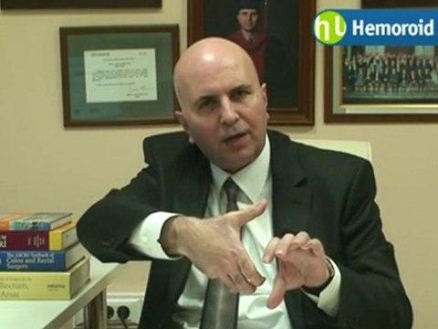 Hemoroid (basur) tedavisinde Longo ameliyatı