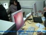 l' ENSAO oujda  organise la 3ieme édition des portes ouverte  des journée Open source days/ l'atelier KDE
