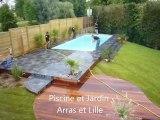 ARRAS Construction, Fabrication, Rénovation, Entretien Piscines - Piscine et Jardin - 62 Pas de Calais - Spa Sauna Hammam