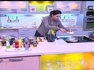 Recette choumicha 2012 escalopes poulet ou filet de poulet