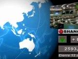 Bolsas; Mercados internacionales: Cierre jueves 11 y media sesión viernes 12 de agosto