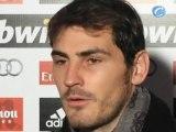 """Deportes:  Casillas: """"Cualquier rival contra el Madrid es duro"""""""