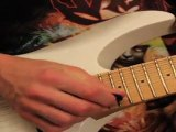 Extreme Tapping Sweep Picking 8 Finger Tapping 2 - How To Shred On Guitar