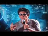 Superstar Shahrukh Khan Promotes 'Ra. One' his much awaited Bollywood Movie