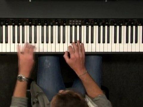 Cours de piano La valse d'Amélie Poulain