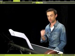 Cours de piano en ligne Coldplay