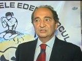 Dünya Uyuşturucuyla Mücadele Eden Sporcular Federasyonu (DUMESF) Genel Başkanı Kaya Muzaffer Ilıcak