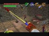Zelda : Ocarina of Time - [Soluce - 087. Repaire des Voleurs]