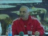 Dünya Uyuşturucuyla Mücadele Eden Sporcular Federasyonu - DUMESF-Genel Başkanı Kaya Muzaffer Ilıcak