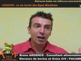 Les Eleveurs de bovins  et ovins en PACA - Bruno ARGENCE - CIV PACABEV