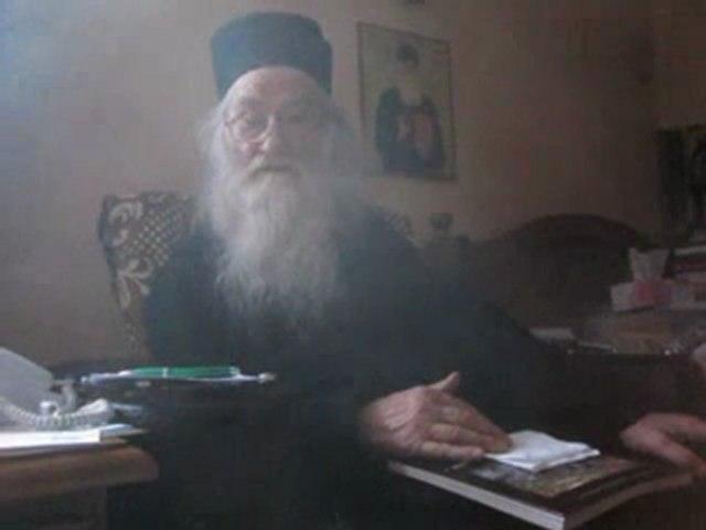 Cum a ridicat Parintele Justin Manastirea Petru Voda si despre statul national crestin roman. Sfantul Vasile cel Mare 2012