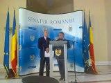 Alexandru Lesco in Senat pentru eroii romani din Transnistria Conteaza ce faci tu pentru tara