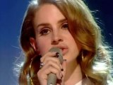Lana Del Rey Video Games Live Performance Later With Jools Holland