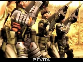 Metal Gear Solid HD Collection PS Vita Trailer  de Metal Gear Solid HD Collection