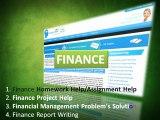 ExpertsMind.com, Finance Homework Help, Finance Assignment Help