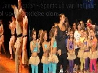 ETTERBEEK Uitreiking van de Sportverdienste 2011