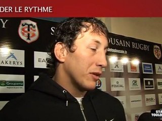 Stade-Lyon : Interview de Pato Albacete