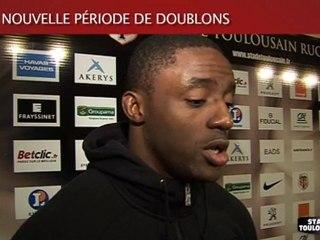 Stade-Lyon : Interview de Yannick Nyanga
