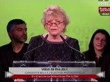 Eva Joly souhaite un printemps «au parfum de jasmin» contre Sarkozy