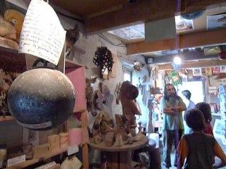 Une petite visite du musée de l'Insolite à Cabrerets
