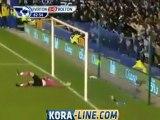 "Everton Goalkeeper "" Howard "" Scoring Amazing Goal"