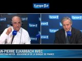 "Christian Noyer : ""l'euro est irréversible"""