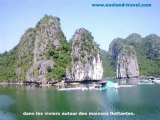 Baie d'Ha Long - Voyage au Vietnam, Trekking au Vietnam, Séjours au Vietnam, voyage de photo au Vietnam, circuit de photo au Vietnam - Exoland Travel!