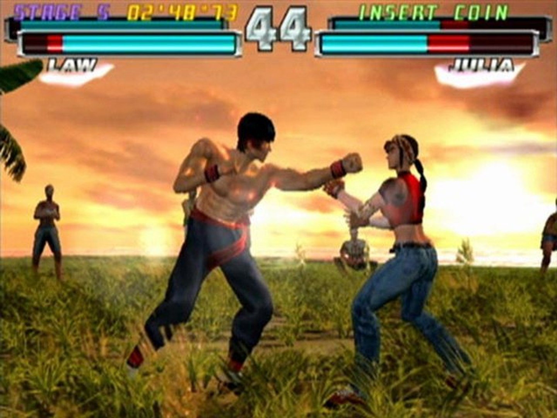 Tekken Tag Tournament Japan Ntsc Ps2 Iso Download Video