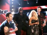 Retour de The Voice, le 5 février 2012
